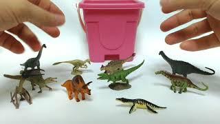 공룡 장난감 토이 언박싱/ Dinosaur toy un…