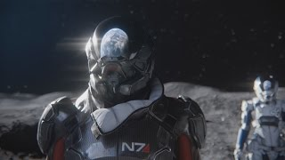 MASS EFFECT ANDROMEDA 18 Minutes of AMAZING Gameplay (Trailer Compilation)