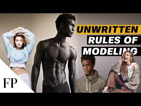 10 Unwritten Rules in MODELING