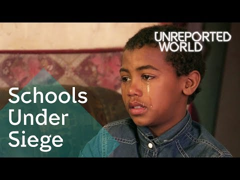 The Schools Under Siege in South Africa | Unreported World
