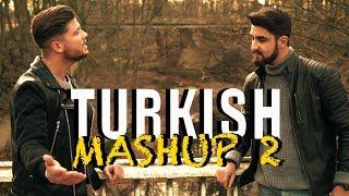 Gambar cover TURKISH MASHUP 2 - Ferhat Sahan & Serdar Özbek (Derdim Olsun, Yalan Dünya, Kaç Kere...)