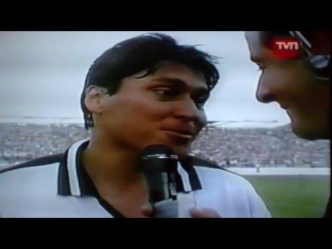 Colo-colo 3  Barcelona 1  copa libertadores 1991