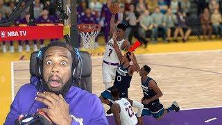 Jimmy Butler Gets Revenge Against Timberwolves! NBA 2K19 MyCareer Ep 74