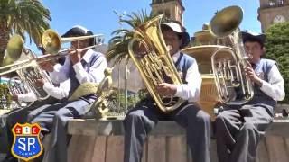 Banda Colegio San Ramon de Tarma - Vals cautivo de amor  y tambien detras de camaras