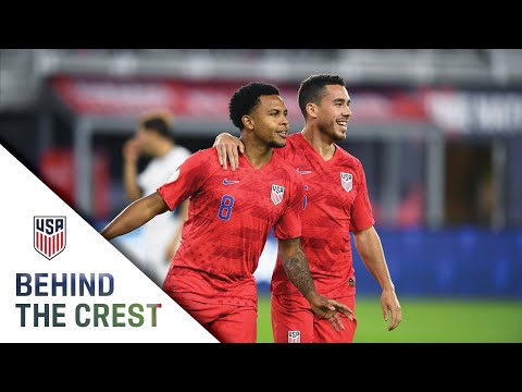 BEHIND THE CREST EP. 10 | USMNT Efficient Vs. Cuba In Nations League