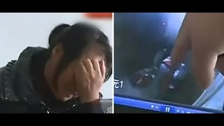10 Year Old Girl Seen Beating Baby Yuanyuan Left In Elevator