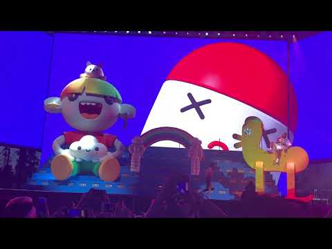 J Balvin Coachella 2019 Ginza - Full Video - Cancion