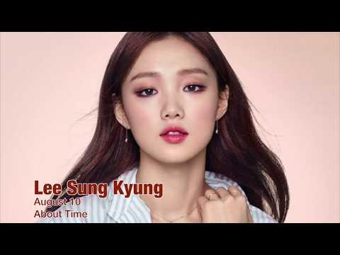 10 Korean Actors with August Birthdays