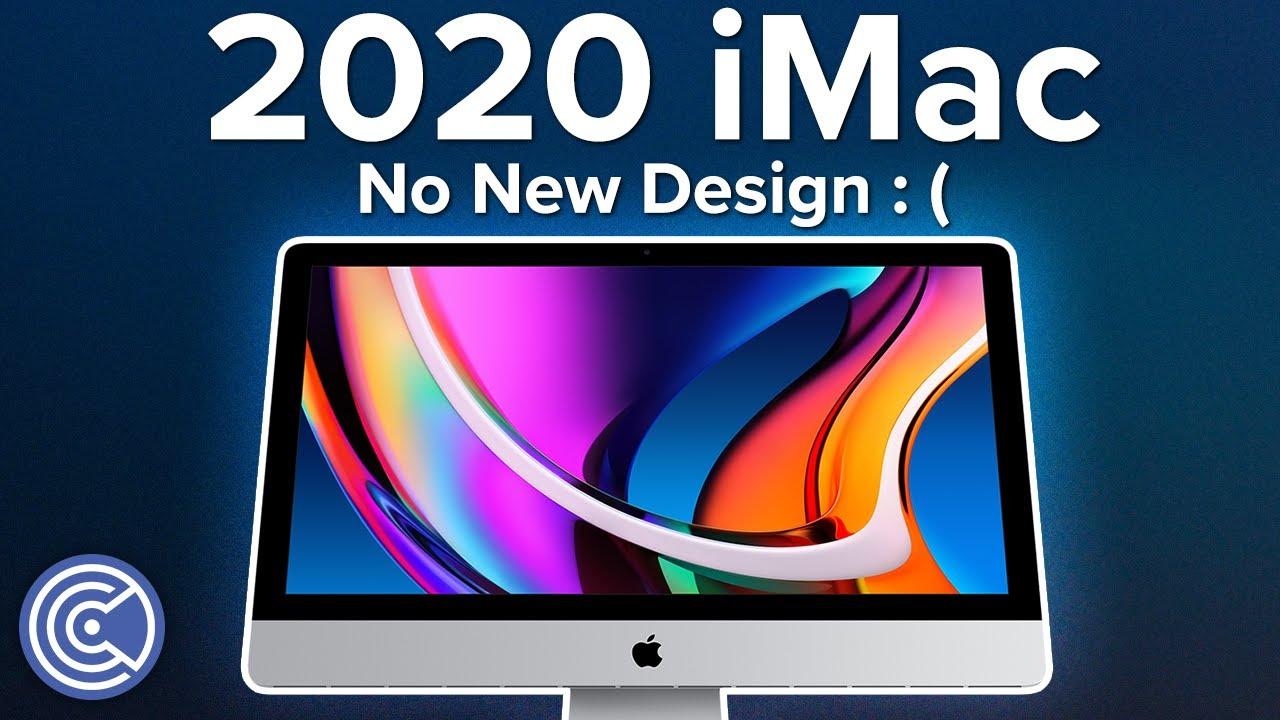 iMac (2020) is Finally Here (Last Intel iMac) - Krazy Ken's Tech Talk