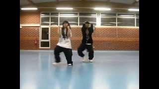 Dance hip hop 2010   BKHMERS (tutorial)