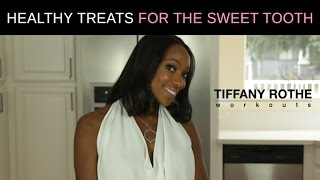 Healthy, Savory Treats For The Sweet Tooth!