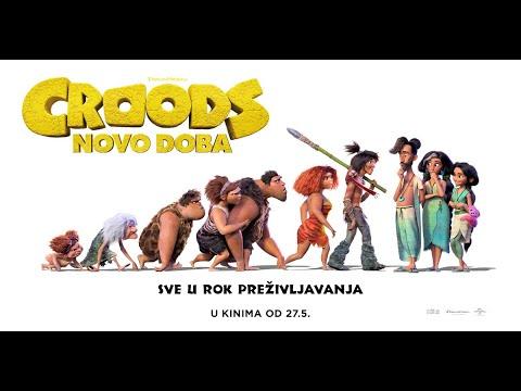 Croods 2: Novo Doba - u kinima od 27.05.