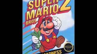 Super Mario Bros. 2 - Starman Theme