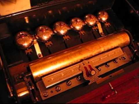 1870s Bells in Sight Music Box