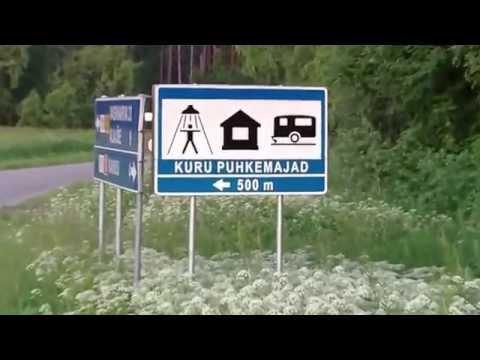 Kuru holiday homes Estonia