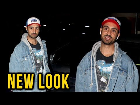 Diljit Dosanjh New Look Without Turban At Mumbai Airport Mp3