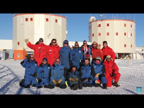 Communication - Concordia Research Station