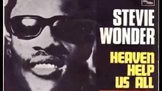 "Stevie Wonder ""Heaven Help us All""  My Extended version!"