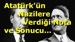 Video Atatürk'ün Nazilere Verdiği Nota download MP3, 3GP, MP4, WEBM, AVI, FLV Maret 2018