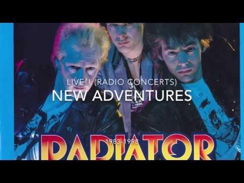 NEW ADVENTURES - Live!! (Radio Concerts 1983-1998)