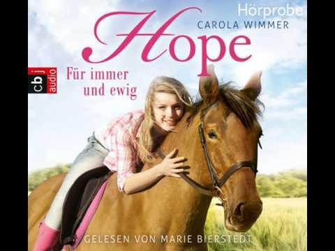 Hope - Sprung ins Glück (Hope - Die Serie 1) YouTube Hörbuch Trailer auf Deutsch