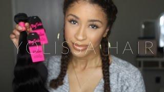 Yolissa Hair Brazilian Body Wave Unboxing! | Aliexpress Affordable Virgin Hair