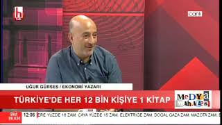 FT: Bedeli ağır bir kriz... / Ayşenur Arslan ile Medya Mahallesi / 2. Bölüm- 03.07.2019