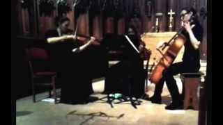 Penderecki String Trio Movement 2