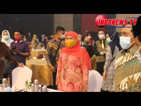 , Silaturahmi Nasional 2020 Batu Jatim, Diresmikan Gubernur Jawa Timur Khofifah Indar Parawangsa,