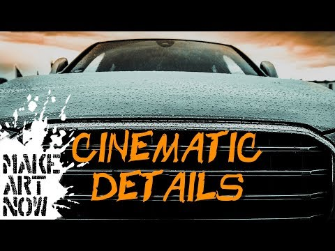 Your CAR VIDEO needs CINEMATIC DETAIL