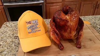 Beer Can Chicken - TRAEGER SMOKING