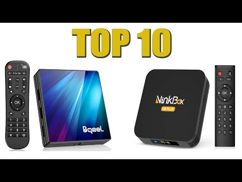 Top 10 Best Android TV Box 2020