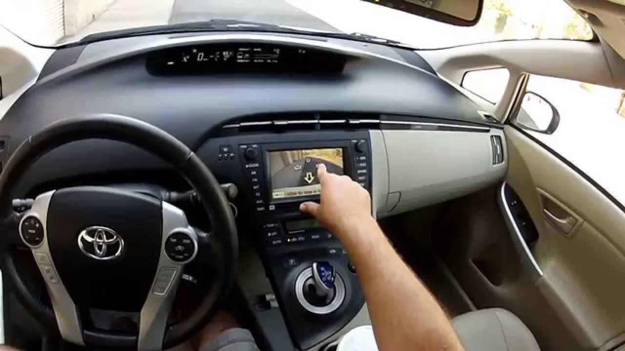 Interior Systems Tour 2011 Toyota Prius 5 Advanced