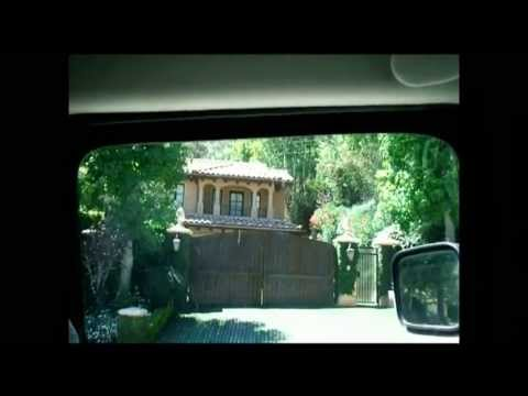 Kim Kardashian's Mansion in Beverly Hills (Out & About)
