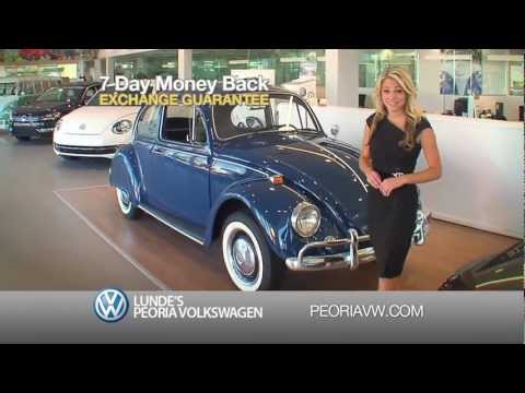 Commercial Highlights of Amanda Pflugrad for Lunde's Peoria Volkswagen Located in Arizona