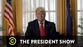 The President Show - All Winners, No Losers