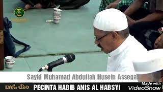 Habib Muhamad bin Abdullah Husein Assegaff - Masjid Riyadh Solo 10 Oktober 2019