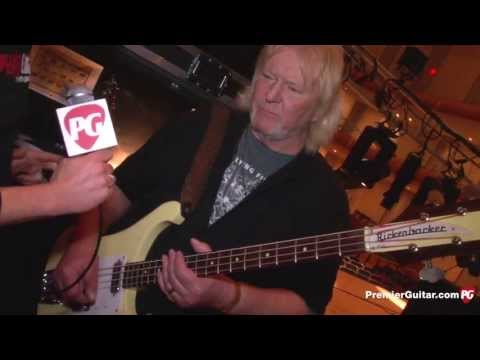 Rig Rundown - Yes' Chris Squire & Steve Howe