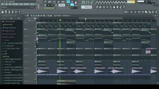Trap/Rap Beat In FL Studio 12 - FLP