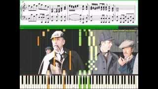В. Дашкевич-Мелодия из к-ф