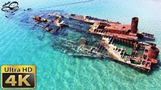 Ναυάγιο Επανομής - Shipwreck Epanomi | 4K