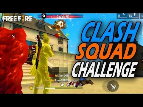 free fire 10 kills clash squard must watch gameplay