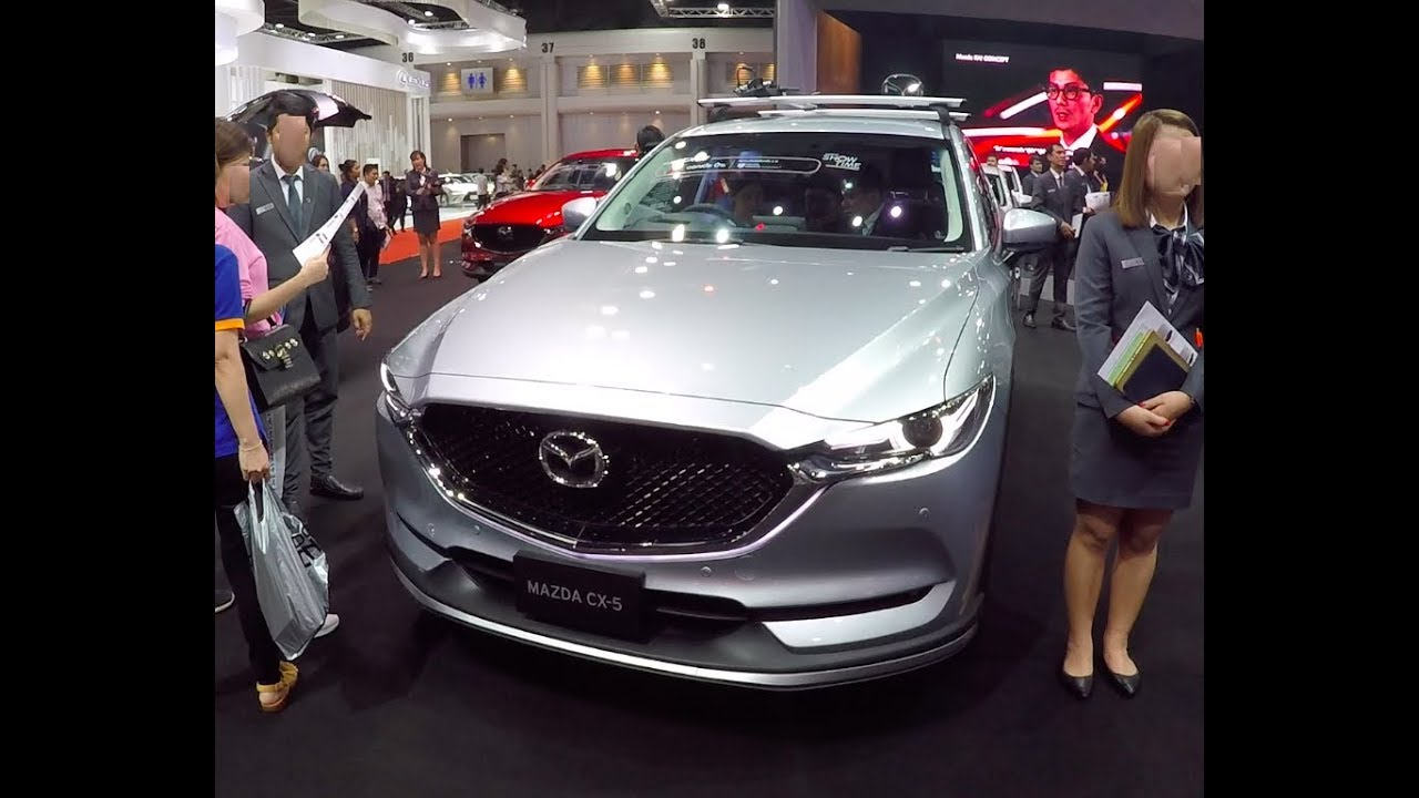 New 2019 Suv Mazda Cx 5 2020