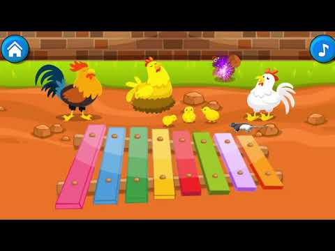 Amazing Musical Game Kids & Baby Learning Sounds
