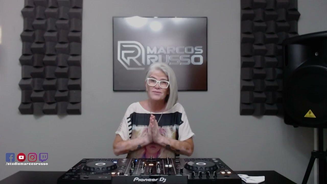 Curso de DJ Profissional - Depoimento da aluna Sandra Barbosa [Studio Marcos Russo]