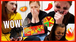 HALLOWEEN PARTY + CSÍPŐS BEAN BOOZLED KIHÍVÁS!