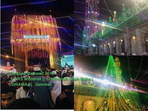 New  Qawwali  Versova 2018 || URS Mubarak || Shakrullah Shah Baba ||