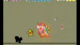 Super Paper Mario: Flopside Pit of 100 Trials (Shadoo)