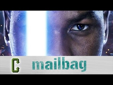 Collider Mail Bag - Is Star Wars Misleading Us With Jedi Finn In The Marketing?
