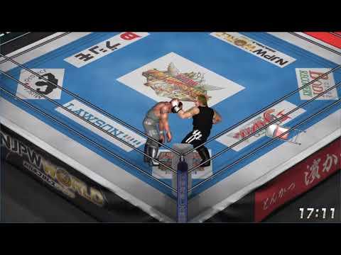 nL Live - Viewer's Waifu Tournament [Fire Pro Wrestling World]